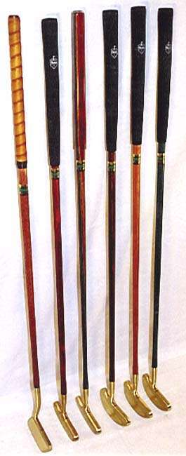 WMG Classic Group - the finest handcrafted putting instruments ever made!